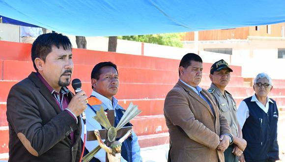 Gobernador Elmer Cáceres pidió disculpas a su exasesor Edgar Alarcón