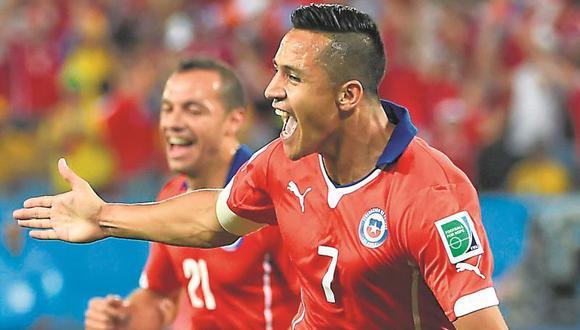Brasil 2014: Chile sale hoy a ganar a Holanda