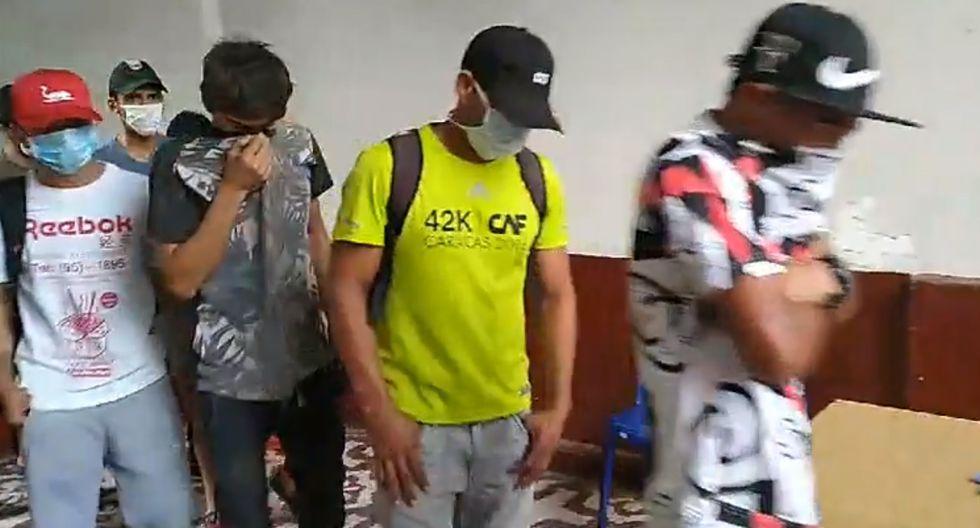 .Trujillo: Más de 60 detenidos en 'nuevo toque de queda'  (Foto: captura de pantalla | 'Hoy Noticias' )
