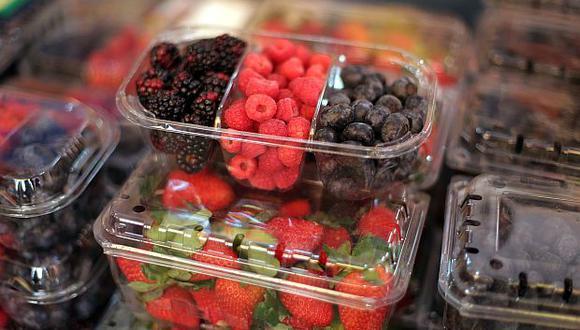 Entre los productos de mayor demanda estuvieron los mangos, fresas, arándanos y paltas congeladas. (Foto referencial - GEC)