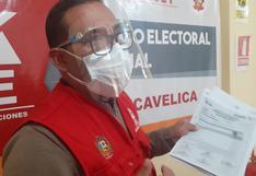 Jurado Electoral Especial de Huancavelica declara infundados todos los pedidos de nulidad de Fuerza Popular