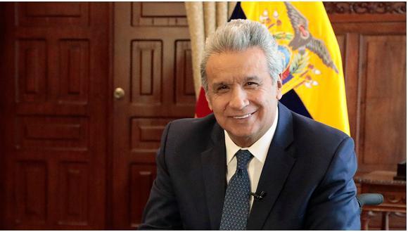Presidente de Ecuador renuncia a pensión vitalicia de 4 mil dólares mensuales