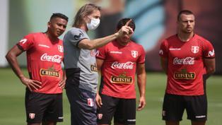 Selección Peruana inició el segundo microciclo con jugadores de la Liga 1