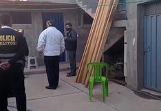 Juliaca: Violan y matan a adolescente de 17 años en San Miguel