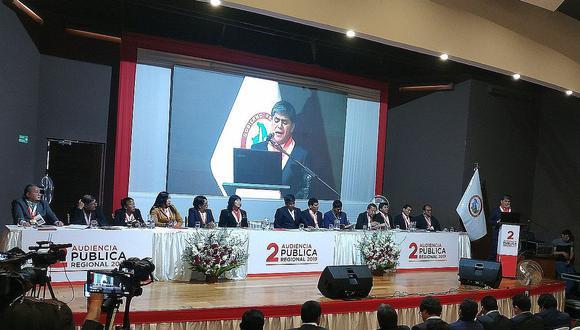 Audiencia de rendición de cuentas del Gobierno Regional de Ayacucho se realizará de manera virtual