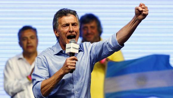 Argentina: Conservador Mauricio Macri anuncia una nueva eraal ganar la presidencia