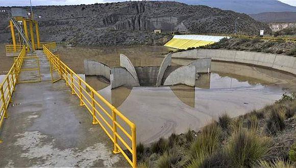Descargarán represa Aguada Blanca para reducir capacidad