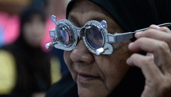 La miopía es un problema mundial. Para el año 2050 habrían casi 5 mil millones de personas con este trastorno visual, advierte la OMS (Foto: AFP)