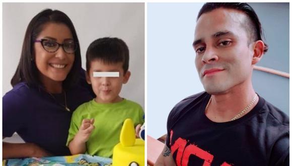 Christian Domínguez: su hijo asegura que tiene 3 novias. Collage: Correo / GEC