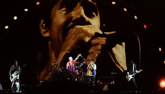 Red Hot Chili Peppers vende su catálogo por 140 millones de dólares. (Foto: AFP)