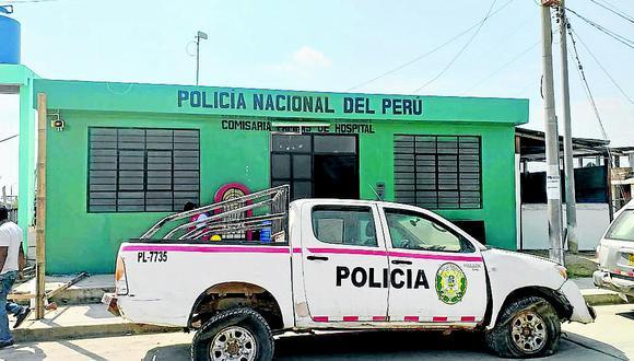 Arrestan a un hombre por conducir en aparente estado etílico en Pampas de Hospital