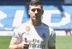 Real Madrid: Luka Jovic dio negativo al test de COVID-19 y se alista para volver al club