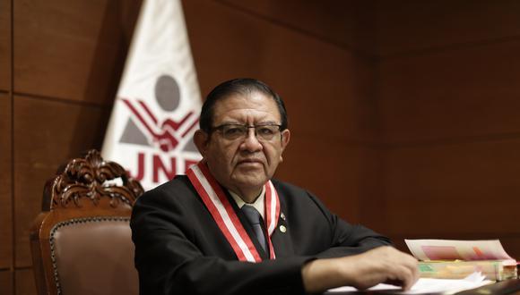 Jorge Luis Salas Arenas explicó por qué vota en contra de pedir lista de electores a la ONPE. (Foto: GEC)