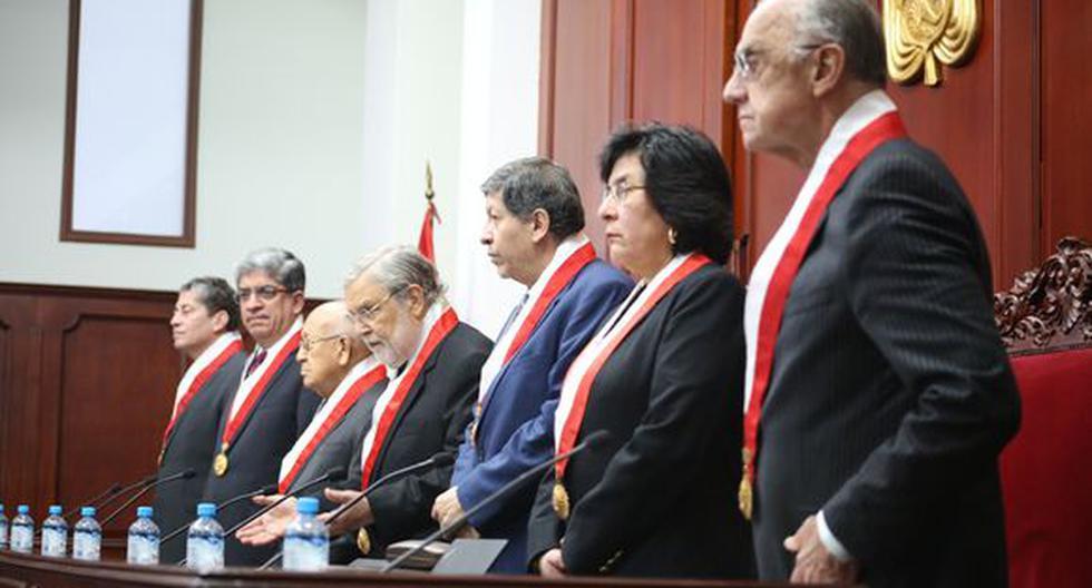 TC evaluará mañana medida cautelar que busca frenar moción de vacancia contra Martín Vizcarra