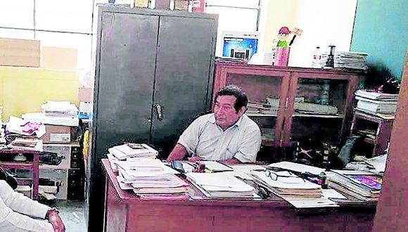 Liberan a director que golpeó a escolar en Moro y Ugel le inicia proceso