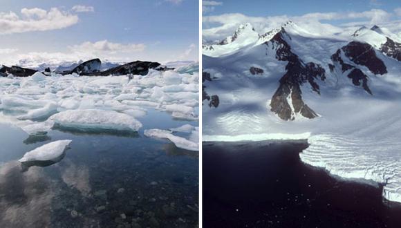Científicos advierten que deshielo en Groenlandia se ha multiplicado por cuatro en 10 años