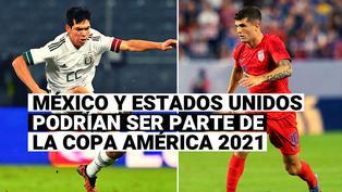México y Estados Unidos podrían jugar la Copa América 2021 tras la salida de Australia y Qatar