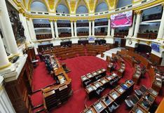 Pleno del Congreso sesionará desde Apurímac el 4 de noviembre