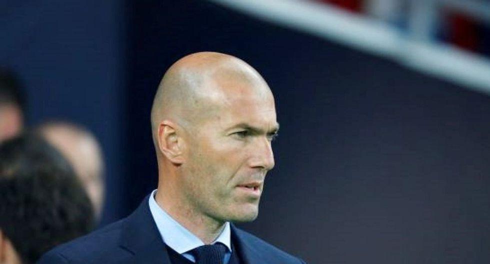 Zinedine Zidane y sus polémicas palabras para el Barcelona