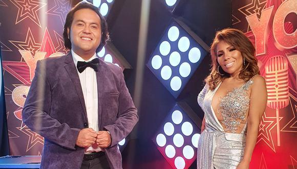Susan Ochoa y 'Dyango' ganaron la edición 'Yo Soy: Grandes batallas, grandes famosos'. (Foto: Latina)