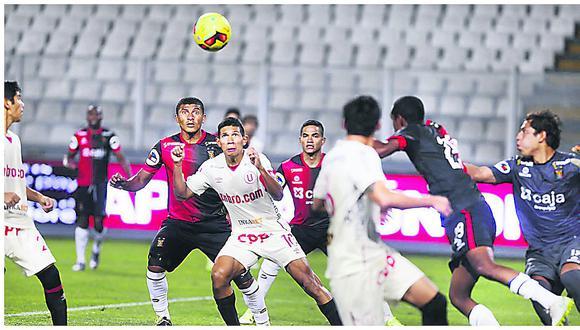 Universitario de Deportes va por los 3 puntos en la altura ante FBC Melgar