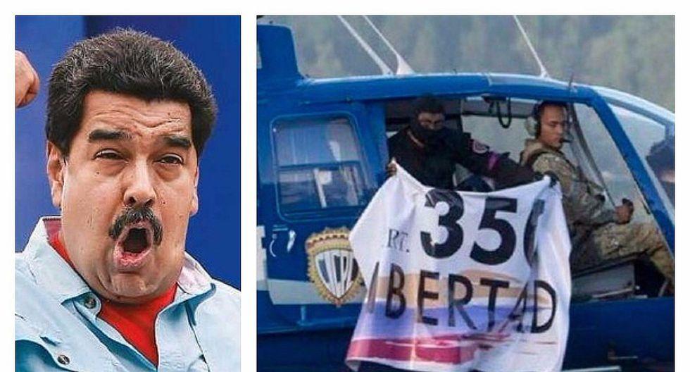 """Venezuela: Policía opositora ataca Corte Suprema y Maduro denuncia """"atentado terrorista"""" [VIDEOS]"""