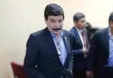 Exalcalde de Arequipa es sentenciado con prisión suspendida