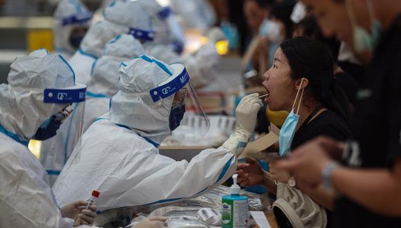 Desde el inicio de la pandemia se han infectado 92.811 personas en el país, entre las que 87.288 han logrado sanar y 4.636 fallecieron. (Foto: STR / AFP)