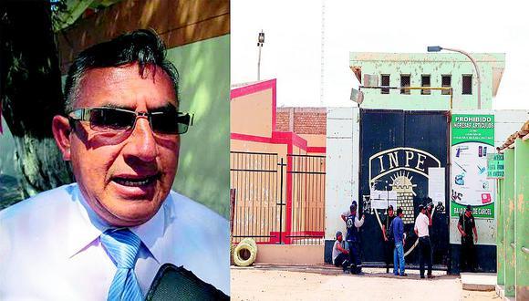 Coronavirus: Muere exdirector de la UGEL Ayabaca cuando cumplía prisión en el penal