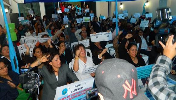 Enfermeras de Essalud radicalizarán su huelga
