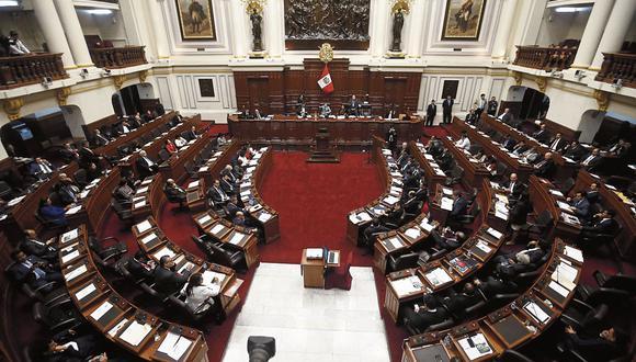RESULTADOS. Después de Perú Libre, entre los partidos que alcanzaron más cupos en el Congreso están Acción Popular (23), Fuerza Popular (16), Alianza para el Progreso (14), Renovación Popular (11), Avanza País (10), Juntos por el Perú (8) y Podemos Perú (6). (Renzo Salazar/GEC).