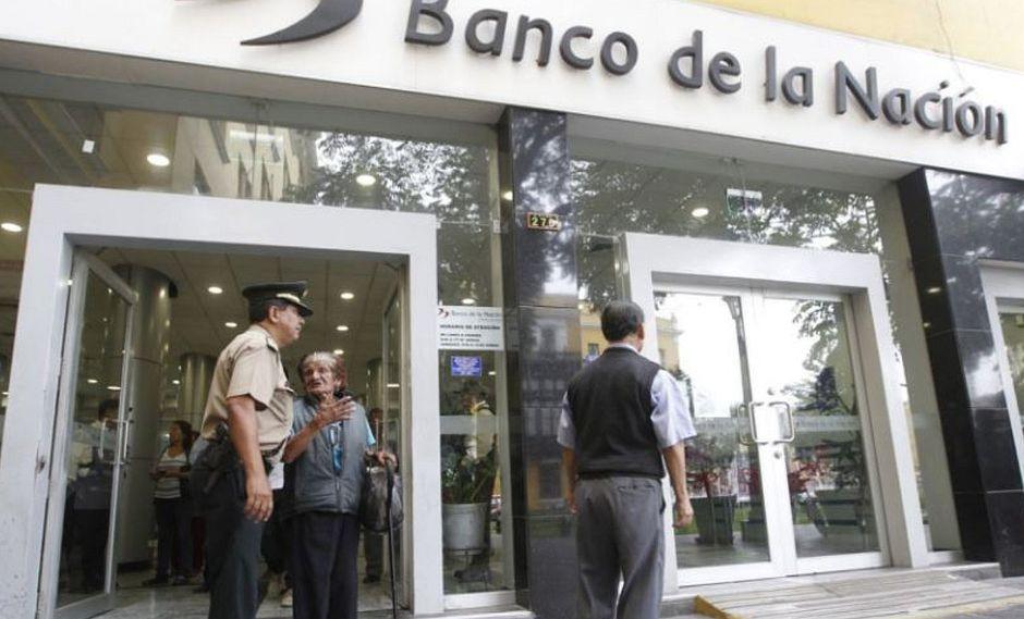 Banco de la Nación: suspenderán atención en cajeros durante primeras horas del domingo