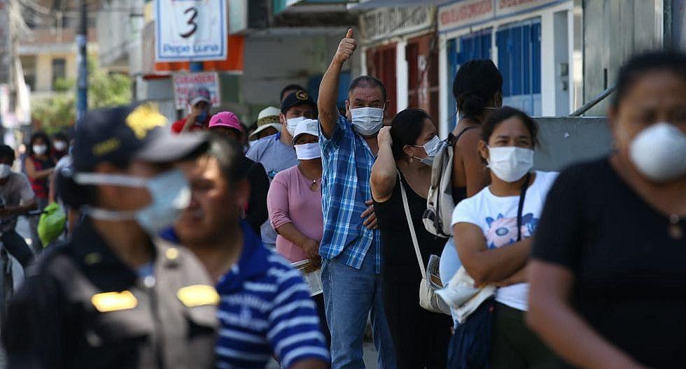 A 20 se elevan los casos de coronavirus en Piura