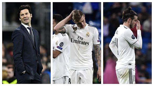 Real Madrid: desilusión de los jugadores tras ser eliminados de la Champions League (FOTOS)