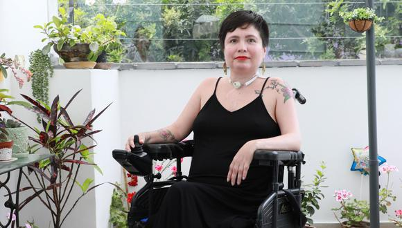 Violeta Bermúdez saludó la decisión del Poder Judicial, el cual ordenó al Minsa y a EsSalud respetar la decisión de Ana Estrada Ugarte.  (Foto: GEC)