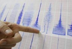 Sismo de magnitud 4.0 se registró esta tarde en Ica, según el IGP