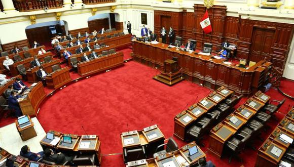 La sesión de la Junta de Portavoces se realizará a las 10 de la mañana de este viernes 14 de agosto. (Foto: Congreso de la República)