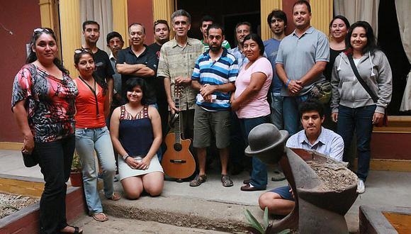 Folclorista tacneño presenta en Arica investigación musical de 20 años