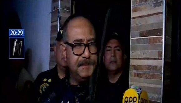 """General José Lavalle sobre """"Goro"""": """"Tiene que cumplir su condena de 25 años"""""""