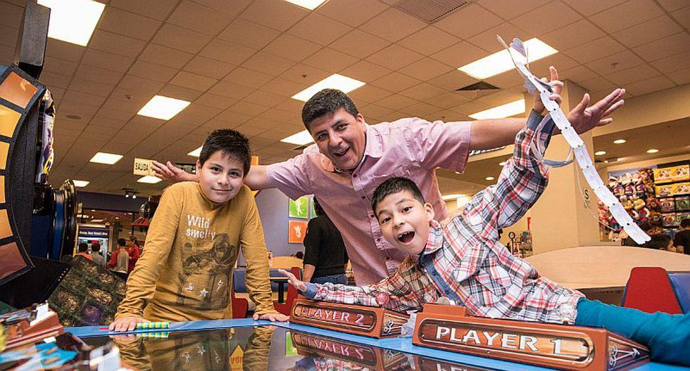 Conoce uno de los centros de entretenimiento más divertidos para los niños en Callao