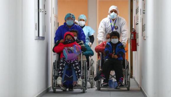 El Minsa informó que la cifra de pacientes que se recuperaron de COVID-19 aumentó este lunes. (Foto: GEC)