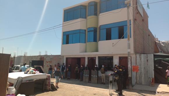 Casa de la Tía Benita se ubica en la asociación Los Independientes en Viñani. (Foto: Correo)