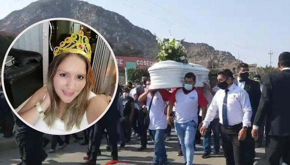 Fiorella Díaz Díaz fue asesinada de 39 puñaladas a manos de su expareja en la ciudad de Guadalupe.