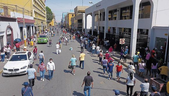 Ica: La región llegó a los 9 mil contagiados
