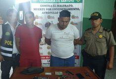 El Agustino: Policía captura a delincuentes que robaban a pasajeros en buses
