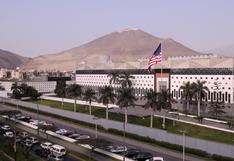 Embajada de Estados Unidos en Perú espera resultados del JNE