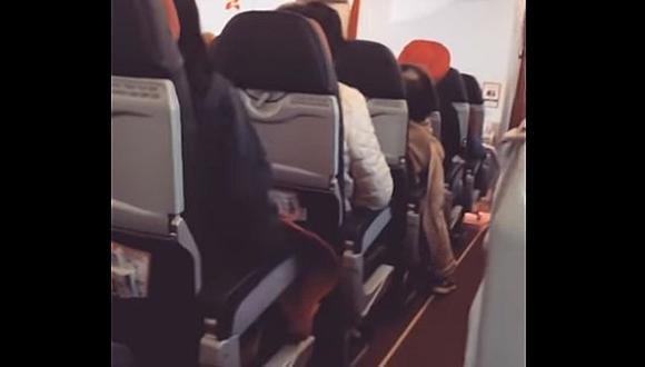 YouTube: piloto detectó falla técnica en avión y pidió rezar a los pasajeros (VIDEO)