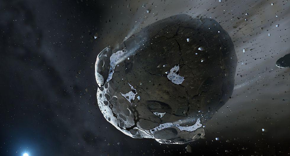 Asteroide 2006-QV89: Las probabilidades de impacto con la Tierra