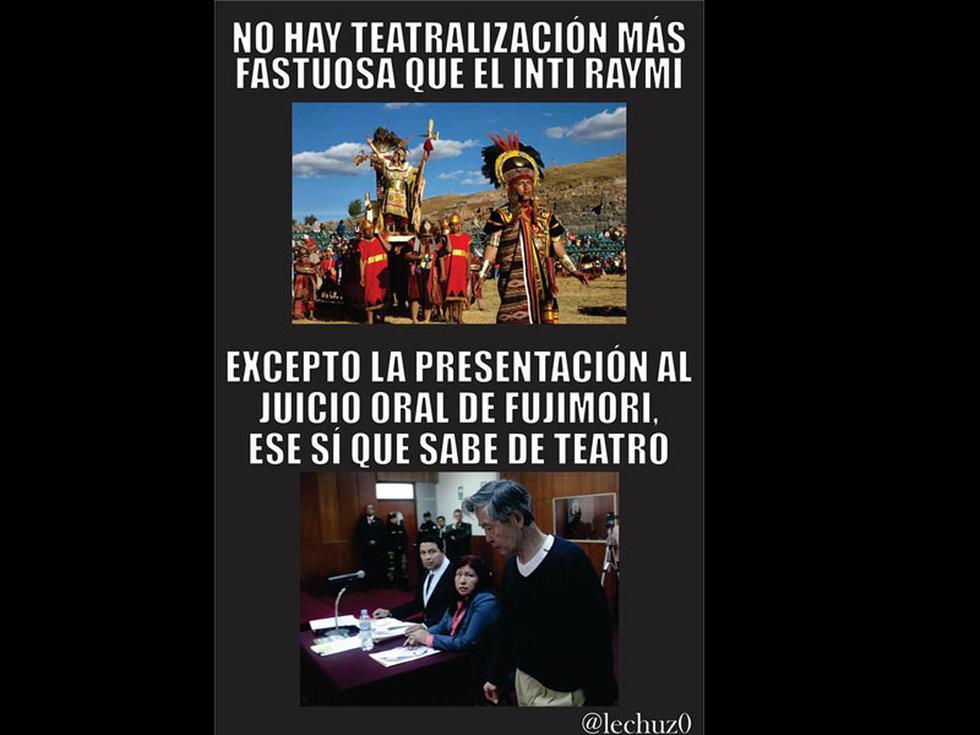 Alberto Fujimori: Crean memes sobre su apariencia [FOTOS]