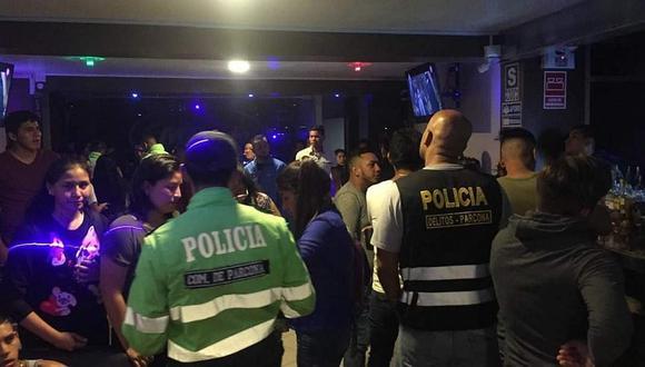 Venezolanos arman fiesta en plena cuarentena